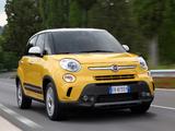 Fiat 500L Trekking (330) 2013 pictures
