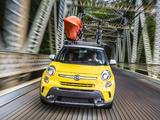 Fiat 500L Trekking US-spec (330) 2013 pictures