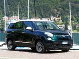 Fiat 500L Living (330) 2013 pictures