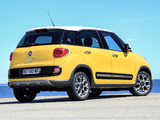 Fiat 500L Trekking (330) 2013 wallpapers