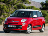 Images of Fiat 500L (330) 2012