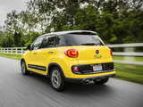 Images of Fiat 500L Trekking US-spec (330) 2013