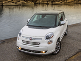Images of Fiat 500L US-spec (330) 2013