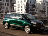 Images of Fiat 500L Living (330) 2013