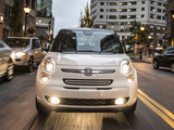 Photos of Fiat 500L US-spec (330) 2013