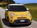 Photos of Fiat 500L Trekking (330) 2013