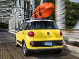 Photos of Fiat 500L Trekking US-spec (330) 2013