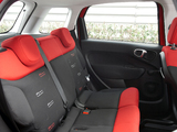 Photos of Fiat 500L UK-spec (330) 2013