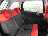 Photos of Fiat 500L UK-spec (330) 2013