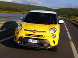 Photos of Fiat 500L Trekking (330) 2013