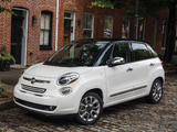 Pictures of Fiat 500L US-spec (330) 2013