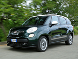 Pictures of Fiat 500L Living (330) 2013