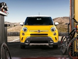 Pictures of Fiat 500L Trekking US-spec (330) 2013