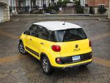 Pictures of Fiat 500L Trekking US-spec (330) 2013