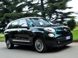Fiat 500L Living (330) 2013 wallpapers