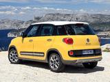 Fiat 500L Trekking (330) 2013 wallpapers