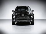 Fiat 500X Black Tie (334) 2015 images