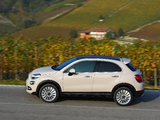 Fiat 500X (334) 2015 photos
