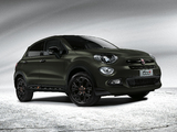 Fiat 500X S-Design (334) 2017 wallpapers