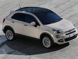 Fiat 500X (334) 2015 wallpapers