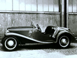 Fiat 508S Balilla Spyder 1932–37 photos