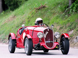 Fiat 508S Balilla Spyder Corsa 1933–37 wallpapers