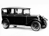 Fiat 509 Limousine 1925–26 wallpapers