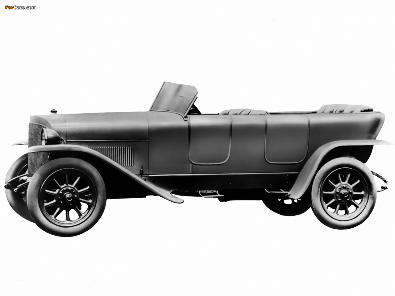 Pictures of Fiat 510 S 1920–25 (1280 x 960)