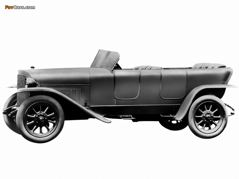 Pictures of Fiat 510 S 1920–25 (800 x 600)