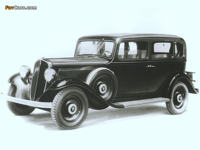 Images of Fiat 518 C Ardita 1933–38 (640 x 480)