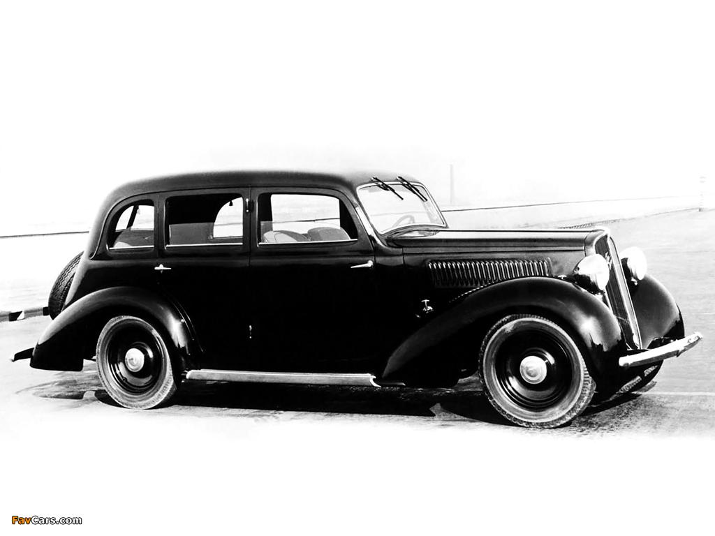Photos of Fiat 518 L Ardita 1933–38 (1024 x 768)
