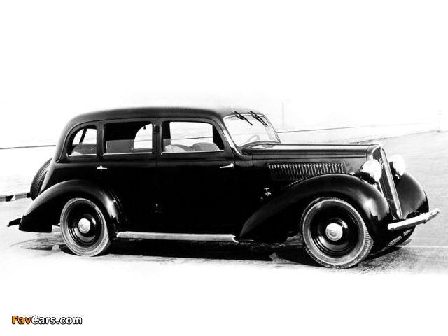 Photos of Fiat 518 L Ardita 1933–38 (640 x 480)