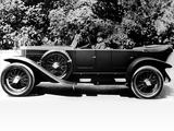 Fiat 519 S 1922–24 photos
