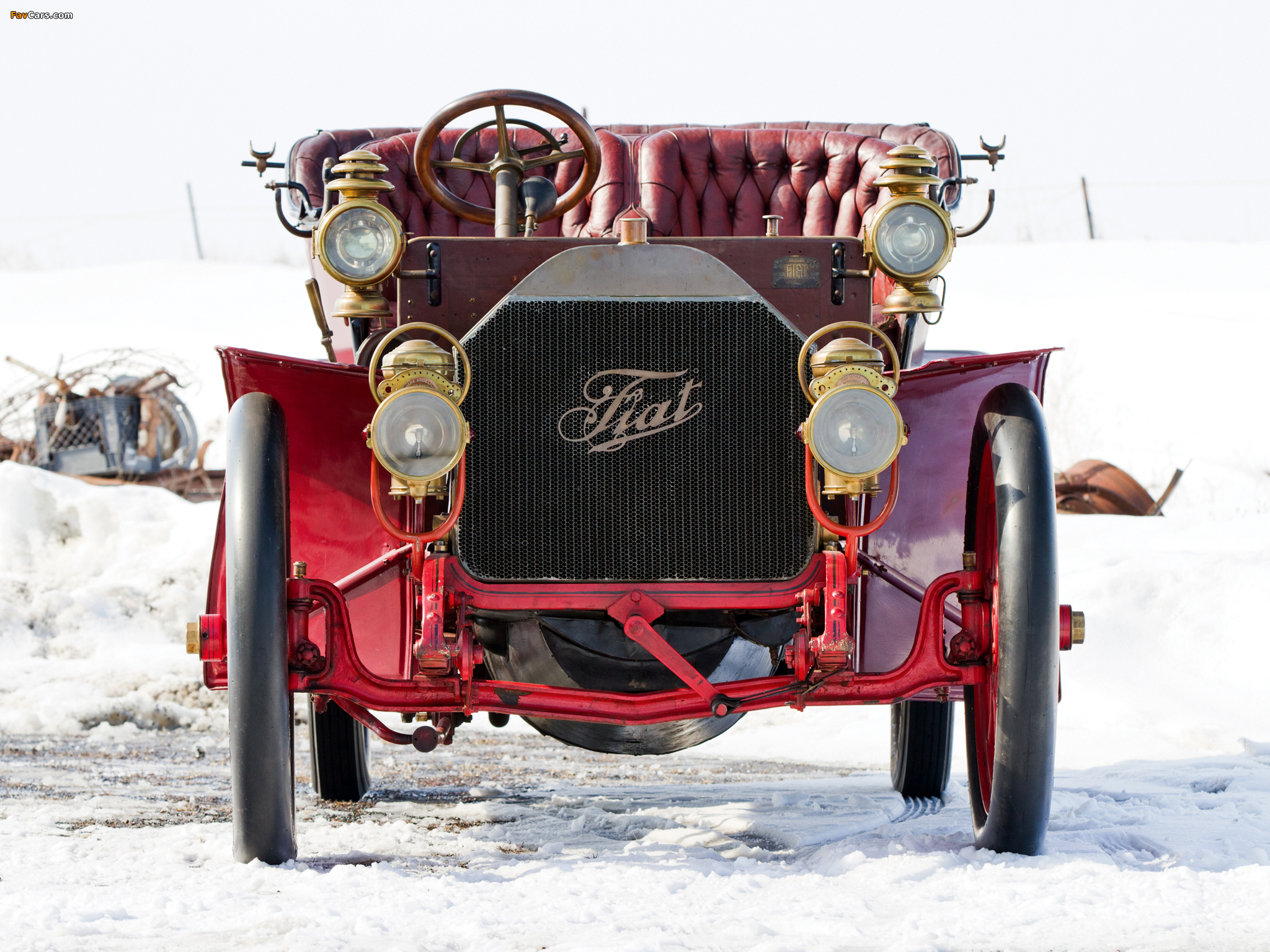 Pictures of Fiat 60 HP Touring by Quinby & Co. 1905 (2048 x 1536)
