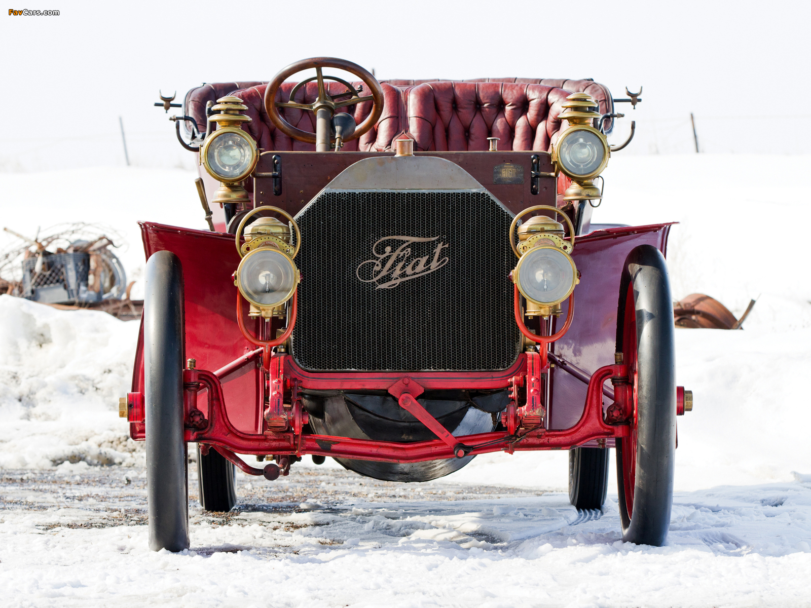 Pictures of Fiat 60 HP Touring by Quinby & Co. 1905 (1600 x 1200)
