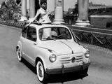 Fiat 600 1955–69 images