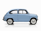 Fiat 600 1955–69 photos