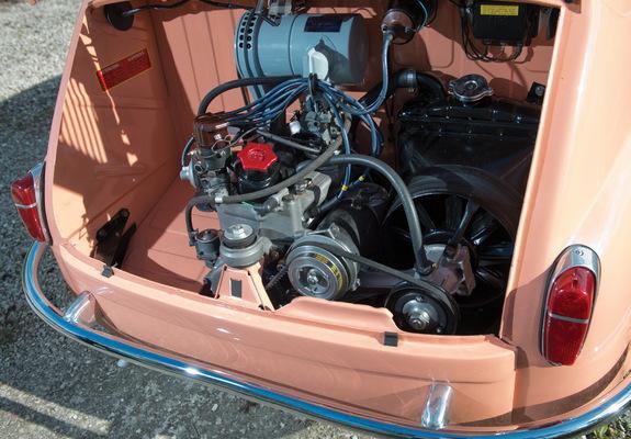 fiat 600 jolly 1958\u201362 images Fiat Jolly 1958 Fiat 600 Engine Wiring #16