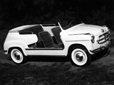 Fiat 600 Jolly 1958–62 photos