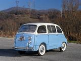Fiat 600 D Multipla 1960–67 images