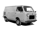 Fiat 600 T 1964–70 images