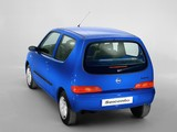 Fiat Seicento 2004–10 images