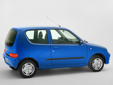 Fiat Seicento 2004–10 photos