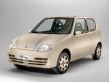 Fiat 600 50th Anniversary 2005–09 pictures