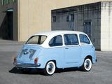 Photos of Fiat 600 D Multipla 1960–67