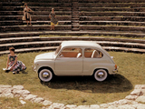 Pictures of Fiat 600 1955–69