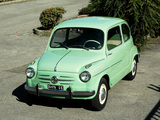 Fiat 600 1955–69 wallpapers