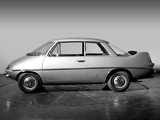 Fiat 600 Model Y Berlinetta 1961 wallpapers