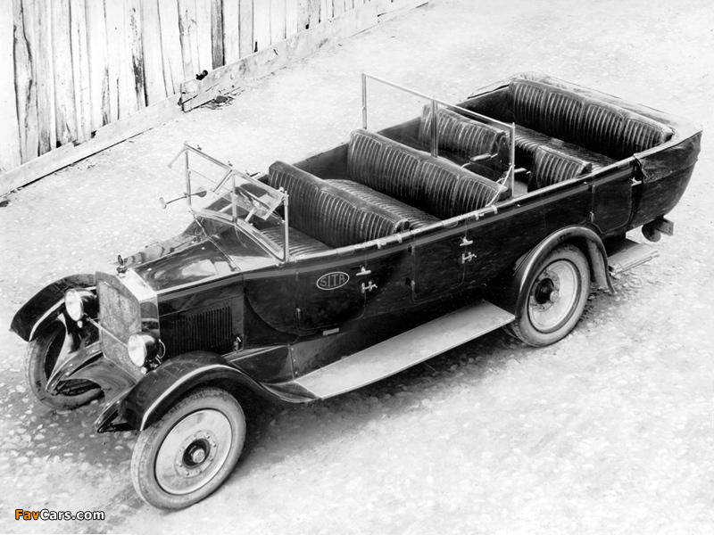 Fiat 603 Torpedone 1925–26 images (800 x 600)