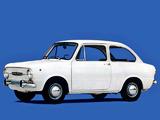 Fiat 850 1964–68 pictures
